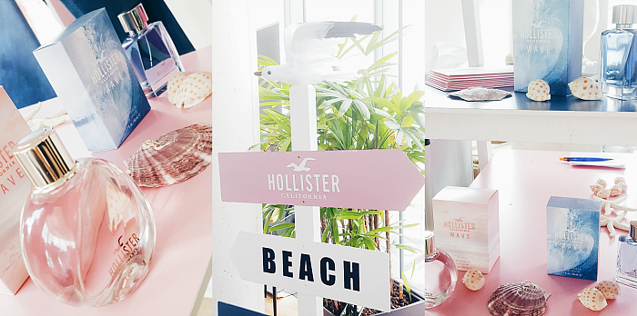Beautypress Blogger Event Köln 2016 - Hollister Wave Parfums