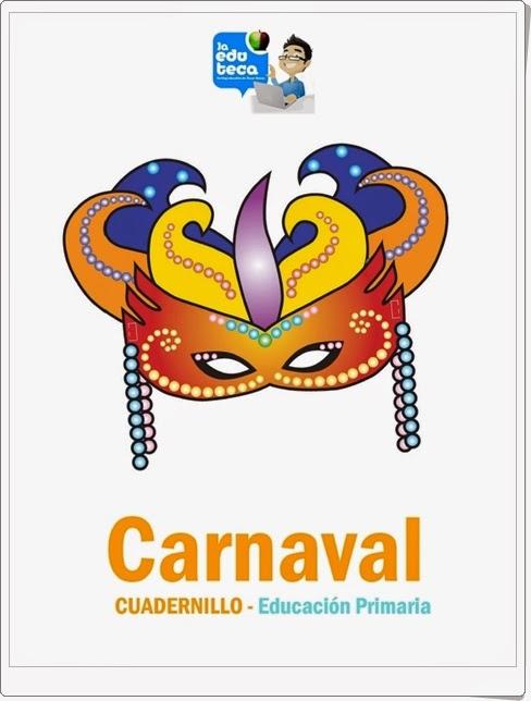 """""""Carnaval"""" (Cuadernillo de Primaria)"""