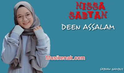 download lagu deen assalam cover nissa sabyan