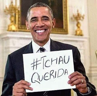 tchau querida obama