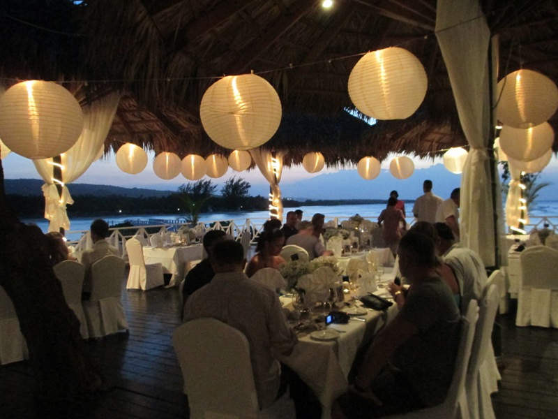 Bahia principe montego bay wedding