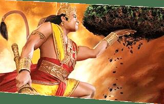 Sinopsis Hanuman MNCTV episode 403