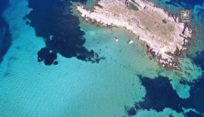 Ο απόλυτος εξωτικός παράδεισος είναι στη Χαλκιδική