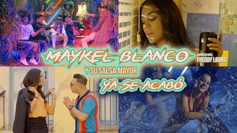 Maykel Blanco y su Salsa Mayor - ¨Ya se acabó¨ - Videoclip - Dirección: Freddy Loons. Portal Del Vídeo Clip Cubano