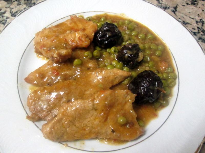 Cocinar no es dif cil pru balo guiso de jam n con guisantes for Cocinar habas con jamon