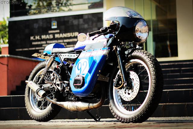 Teguh Setiawan's Yamaha RX-K 135 8