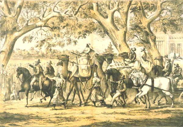 Süd-Nord-Durchquerung Australiens
