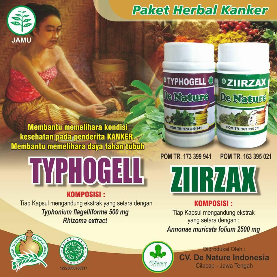 Obat Kanker Payudara Herbal de Nature