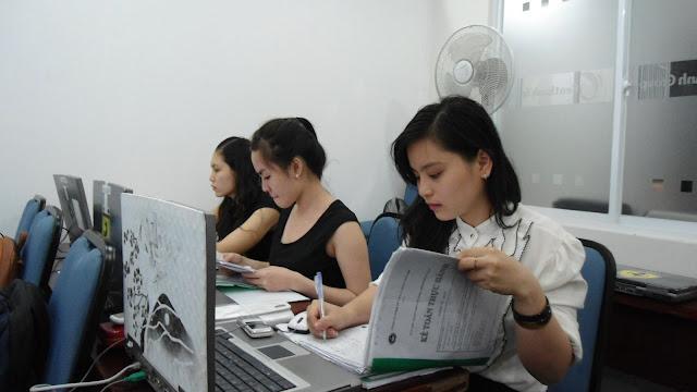 Quyết toán thuế, báo cáo tài chính năm