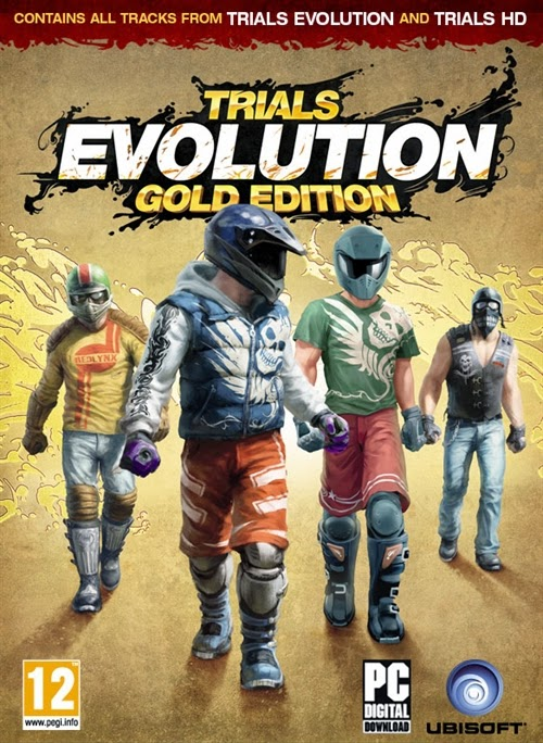 Trials Evolution Gold Edition 2013