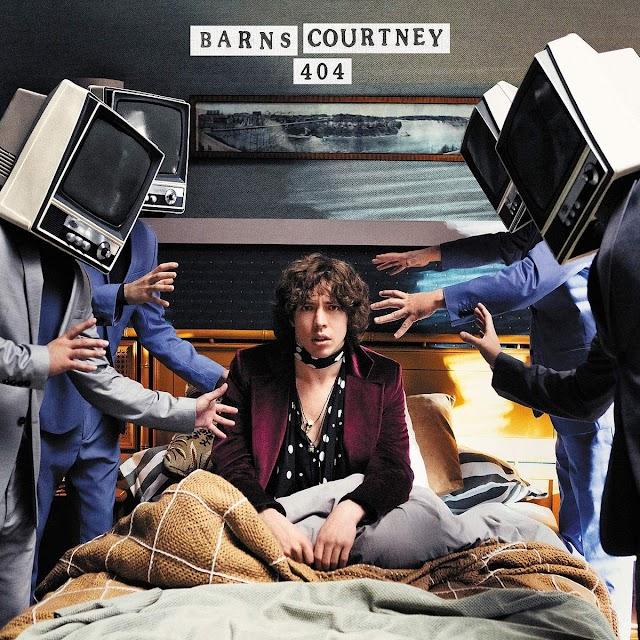 Barns Courtney lança disco 404 e mostra que é um dos nomes promissores do cenário alternativo mundial