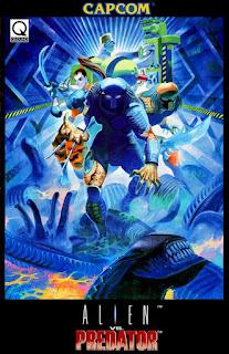 Alien vs. Predator ( Arcade )