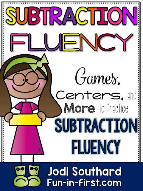 https://www.teacherspayteachers.com/Product/Subtraction-Fluency-2381243