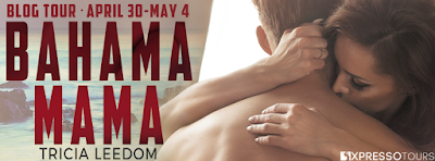 Interview with Tricia Leedom, author of Bahama Mama. Includes giveaway!