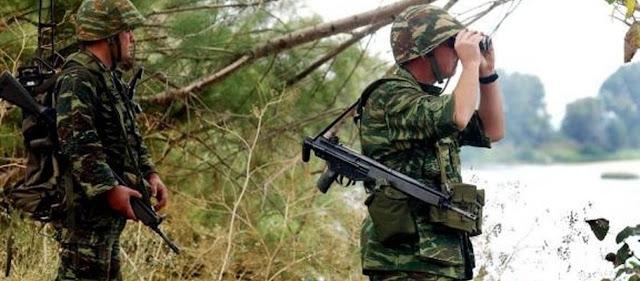 Συνελήφθησαν στον Έβρο δύο οπλισμένοι Τούρκοι στρατιωτικοί, αλλά τους επιστρέψαμε!