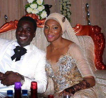 Ibrahim Chatta and Wife