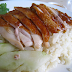 "How to make Singapore Hainanese ""Roasted"" Chicken Rice"