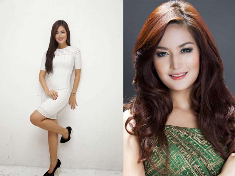 Maria Selena atlit cantik basket dan juga model cantik