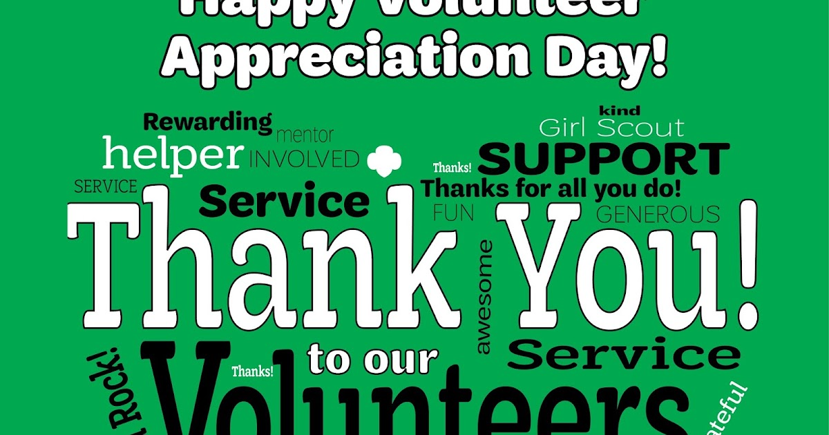 girl scouts of nassau county volunteer appreciation day