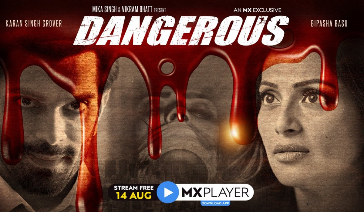 MX Player Dangerous Full Web Series