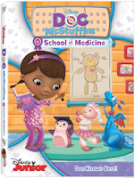 Doc McStuffins: School of Medicine Coming to DVD 9/9