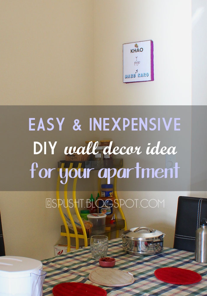 : inexpensive wall decor ideas - www.pureclipart.com
