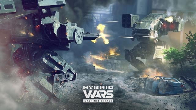 Hybrid Wars PC Full Español