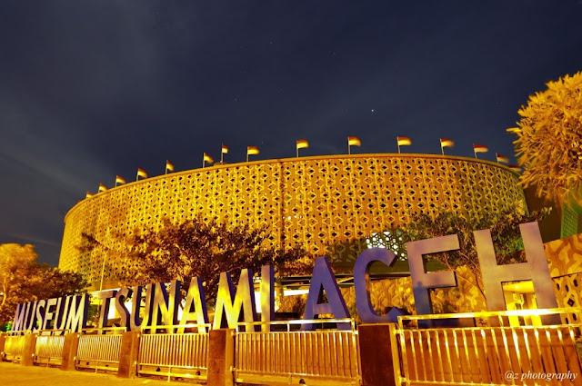 Gedung Museum Tsunami Aceh