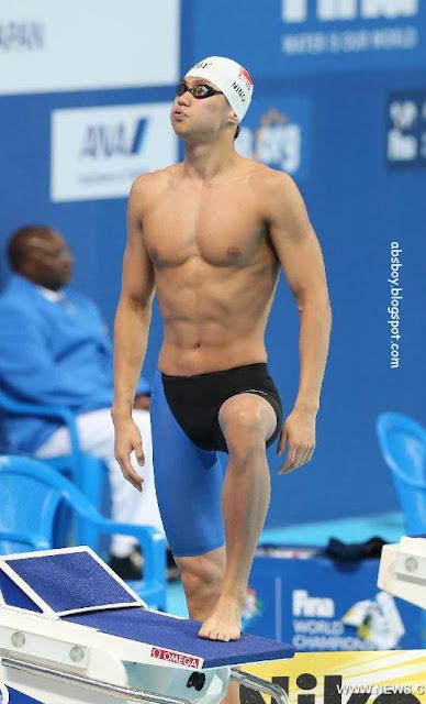ning zetao swimwear