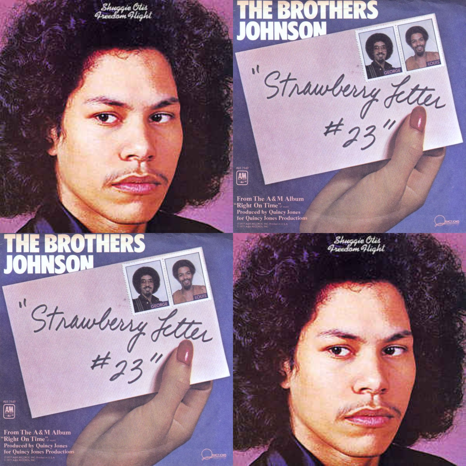 "UnderTheSoulCovers ""Strawberry Letter 23"" Shuggie Otis The"
