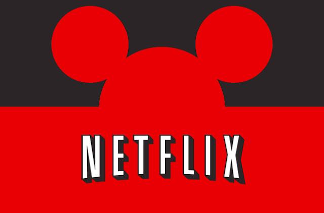 Disney na Netflix