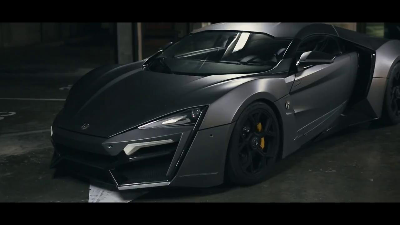 SPORT CARS : The Arabian Beast Photoshoot