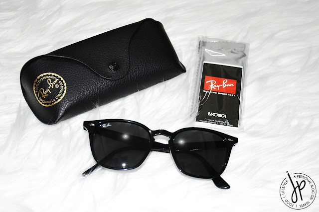 sunglasses case, sunglasses, cleaning cloth