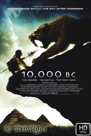 10000 BC [1080p] [Latino-Ingles] [MEGA]