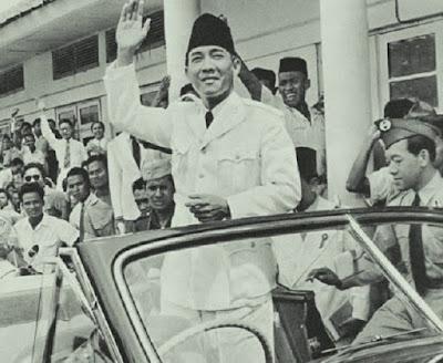 Orde lama masa pemerintahan Soekarno (1945-1965) - berbagaireviews.com
