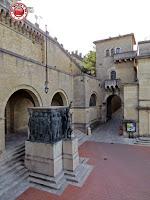 San Marino - Plaza de Santa Ágata