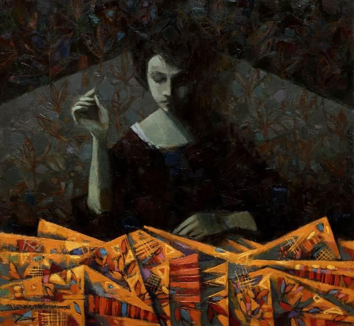 Российский художник. Шустов Андрей