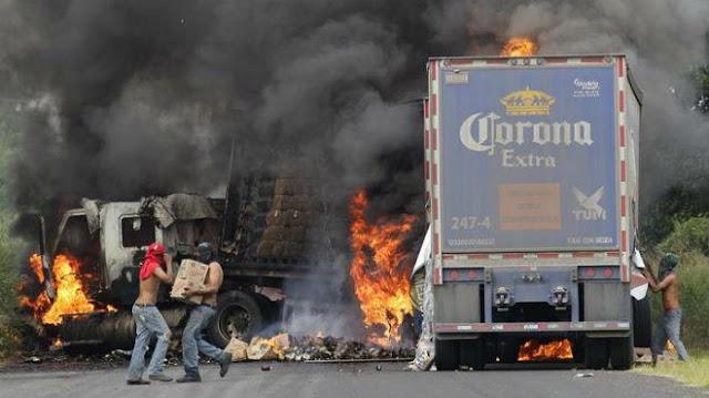 """ASI FUNCIONA un """"NARCO ESTADO"""" en """"TIERRAS CALIENTES y AUTORIDADES FRIGIDAS"""""""