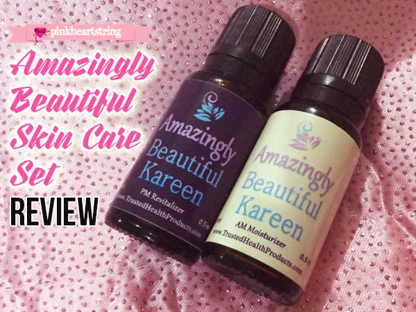 Amazingly Beautiful Skin Care Set Review