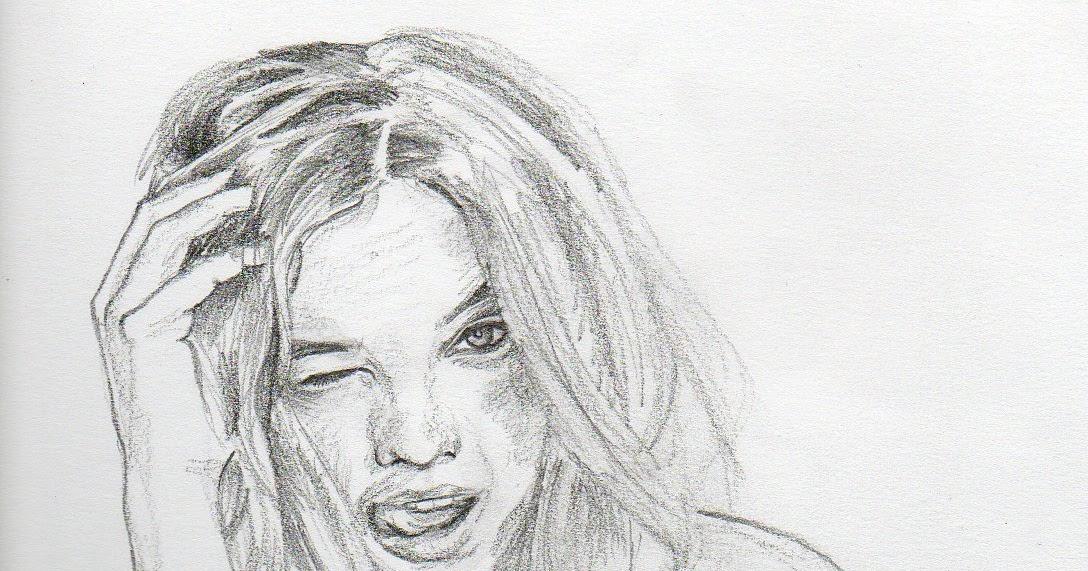 The Sr ngest Life: Barbara Palvin: an illustration by ken