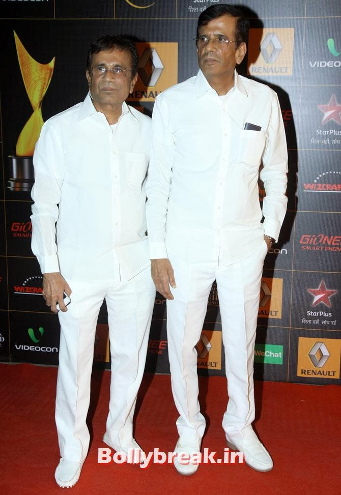 Abbas-Mustan, Star Guild Awards 2014 Pictures