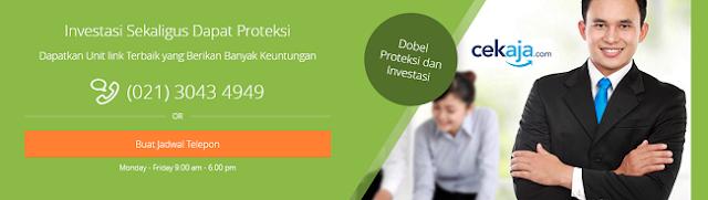 Investasi Unit Link di CekAja.com