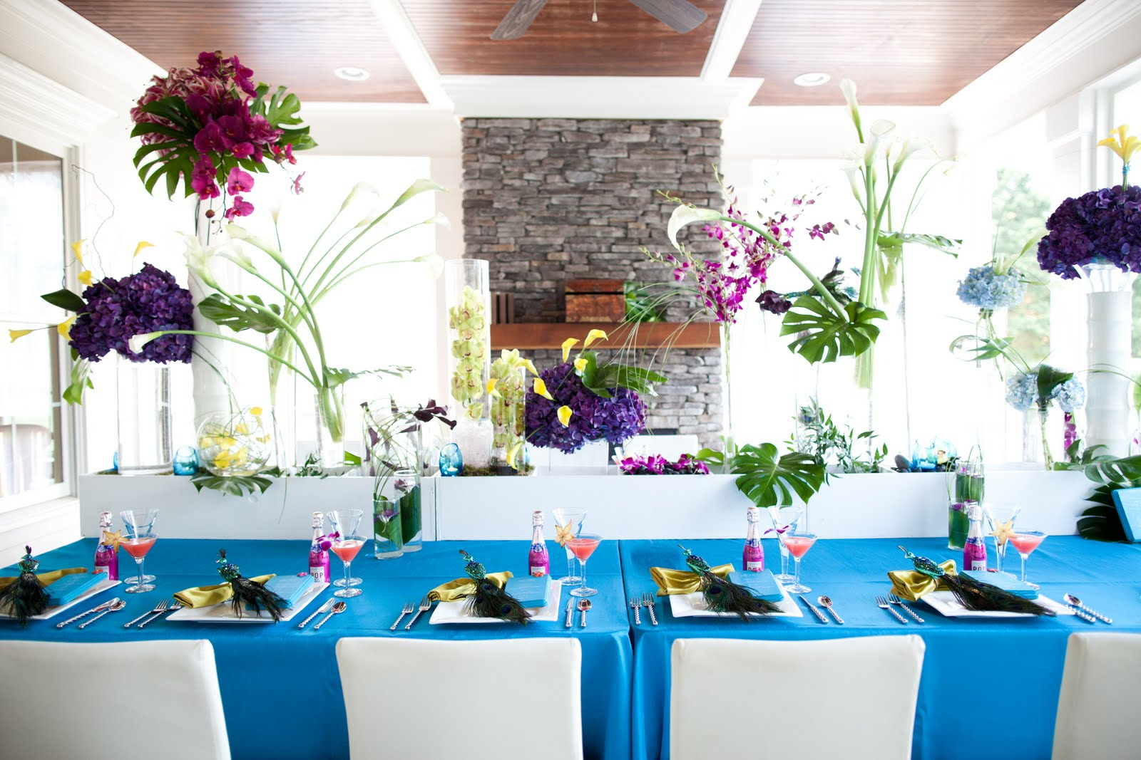 Hilton Caribbean Weddings: Caribbean Comfort {Wedding Inspiration}