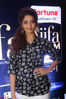 Ritika Singh in Black Printed Shirt and White Leggings at IIFA Utsavam Awards press meet 27th March 2017 15.JPG