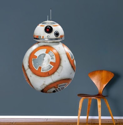 BB-8 Wall Decal