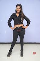 Neha Deshpandey in Black Jeans and Crop Top Cute Pics Must see ~  Exclusive Galleries 008.jpg