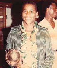 Atere Golden Eaglets FIFA u-17 1985 Winners