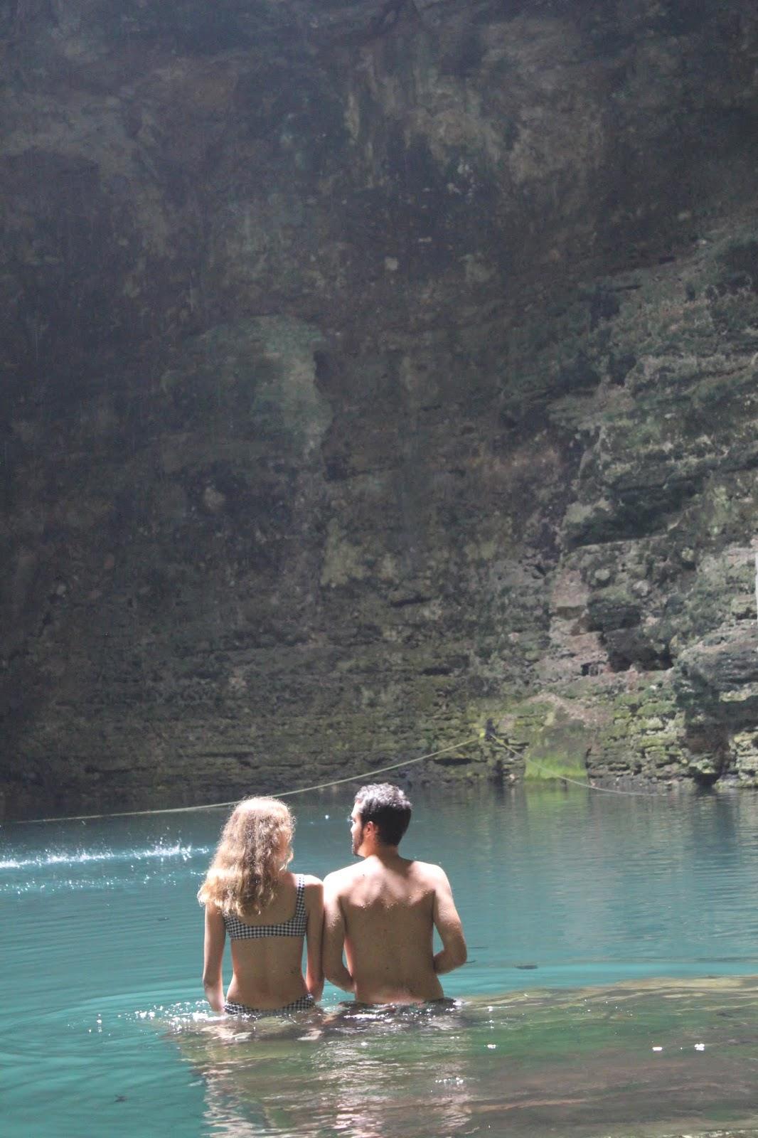 cenote hubiku riviera maya mexico excursiones mejor cenote