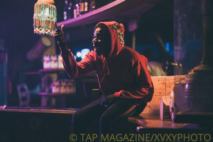 "Stonebwoy Discusses Being Deemed ""Africa's Newest Reggae Ambassador"" with Canada- based TAP Magazine"