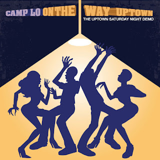 Camp Lo - On the Way Uptown (2016) - Album Download, Itunes Cover, Official Cover, Album CD Cover Art, Tracklist